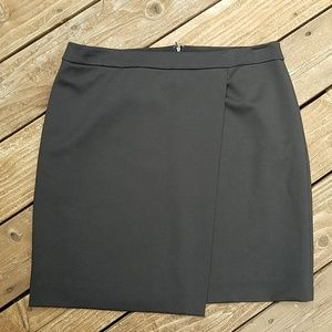 Anne Klein Black Mini Skirt